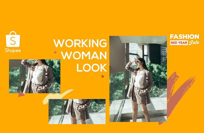 Working Woman Look